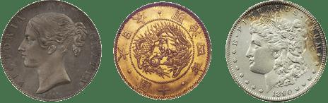 極美品コイン