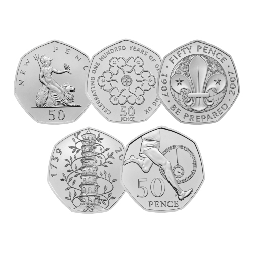 英国コイン ペンス