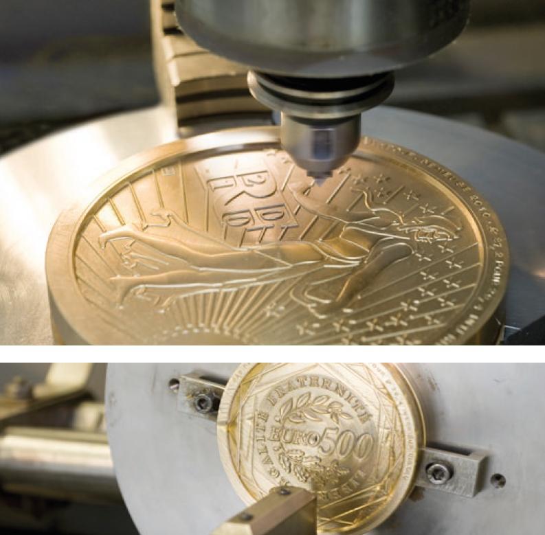 500ユーロ記念硬貨