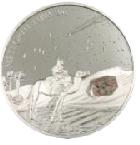 ~隕石が嵌め込まれたコイン~
