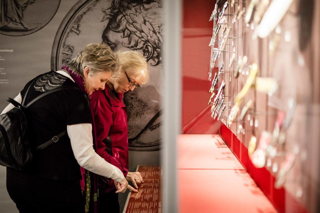 英国造幣局の博物館